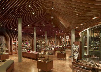 Crystal Bridges Museum Store
