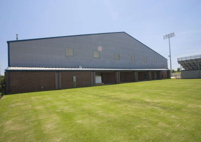 Rogers Heritage High School Blackie Bond Athletic Facility