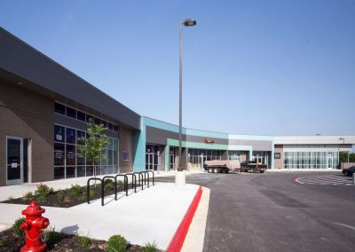 Pinnacle Hills Retail Center