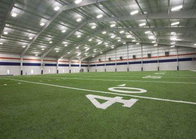 Rogers Heritage High School Blackie Bond Athletic Facility