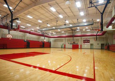 Greer Lingle Middle School Gymnasium