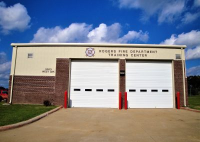 Rogers Fire Department Training Center
