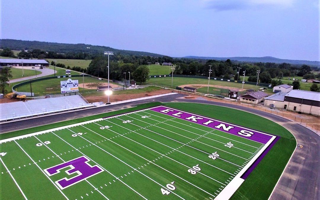 Elkins Football Stadium